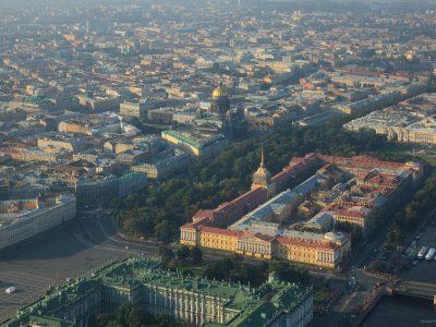 Туры по Санкт-Петербургу